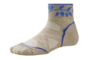SmartWool PhD Outdoor Light Mini Pattern Socks - Women's