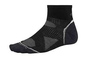 SmartWool PhD Run UL Mini Socks