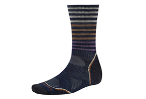 Smartwool PhD Outdoor Light Pattern Crew Socks - Men's