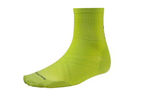 Smartwool PhD Run Ultra Light Mid Crew Socks - Men's