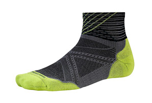 Smartwool PhD Run Light Mini Socks - Men's