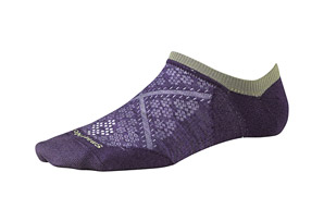 Smartwool PhD Run No Show Socks - Women's