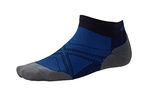 SmartWool PhD Run Light Elite Low Cut Socks - Men's