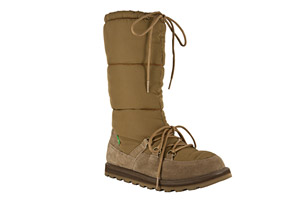 Sanuk Cariboot Shoes - Womens