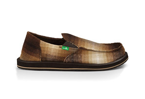 Sanuk Coupe De Chille Slipper - Mens