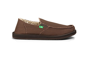 Sanuk Vagabond Chill Slipper - Mens