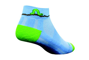 SockGuy Inchworm Channel Air Socks