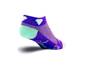 SockGuy Diamond Socks - Womens