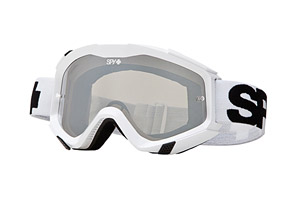 Spy Klutch White Sabbath MX Goggles