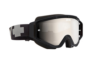 Spy Omen Mx Black Goggles
