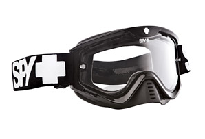 Spy Whip Mx Black Enduro Goggles