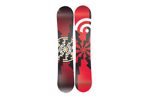 Signal Rocker Light Snowboard - 150cm