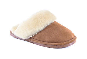 Staheekum Ascend Genuine Suede Slipper - Womens