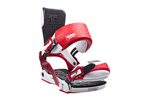 Technine Element Pro Scrubber Snowboard Bindings 2013/2014