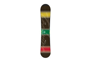 Technine Elements Asym Snowboard 2013/2014