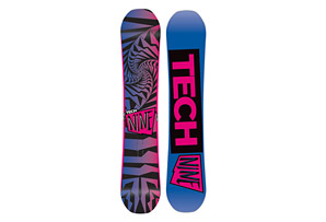 Technine Element Hybrid Snowboard 2013/2014