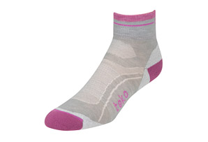 Teko EVAPOR8 Light Minicrew Socks - Womens