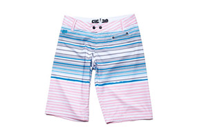 Ten-80 Happy Hour Boardshorts Pink - Women's