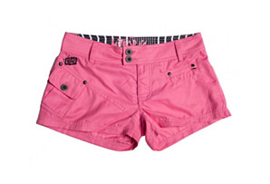 Ten-80 PDA Boardshorts Pink - Women's