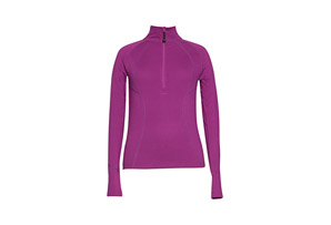 Terramar Grid Fleece 1/2 Zip - Wms