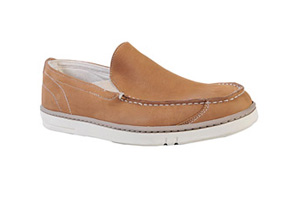 Timberland E.K. Hookset Handcrafted Leather Slip On - Mens