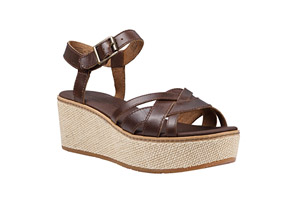 Timberland E.K. Ridgevale Wedge Sandals - Womens