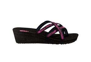 Teva Mush Mandalyn Wedge Ola 2 Sandal - Womens