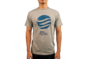 United By Blue- Blue World Tee- Mens