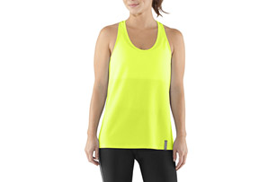 Under Armour Fly-By Stretch Mesh Tank - Wms