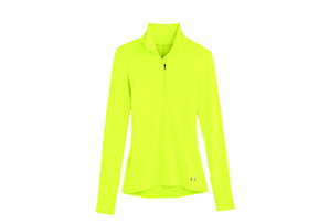 Under Armour Qualifier Knit 1/4 Zip - Womens