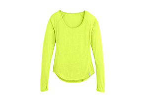 Under Armour Fly By Long Sleeve - Womens