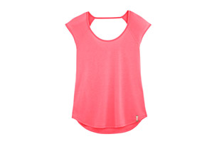 Under Armour Fly By SS Tee - Womens