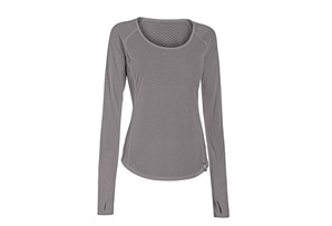 Under Armour Fly-By Long Sleeve - Womens