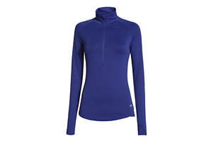 Under Armour Qualifier 1/2 Zip - Womens