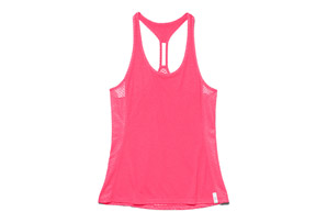 Under Armour Fly-By Stretch Mesh Tank - Women's