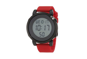 Vestal Digital Doppler Rubber Watch