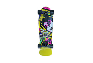 Vision Skateboards MG MINI Complete