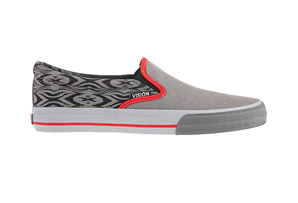 Vision Street Wear Aztec Slip-On Shoes - Mens