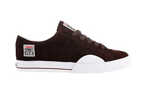Vision Street Wear Suede Lo Shoes - Mens