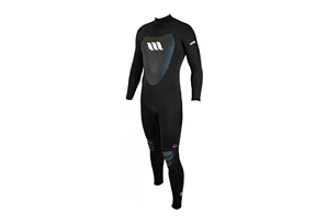 West Lotus 3/2 Fluid Seam AIRO L/S Wetsuit - Mens