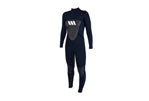 West Lotus 3/2 Fluid Seam Chestzip L/S Wetsuit - Womens