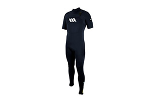 West Edge 2/2 Chestzip S/S Wetsuit - Mens