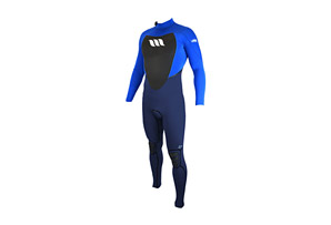 West Lotus 3/2 Fluid Seam GBS L/S Wetsuit - Mens