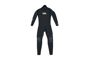West Lotus 5/4 Fluid Seam GBS L/S Wetsuit - Mens