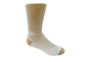 WrightSock Double Layer Court Crew Socks