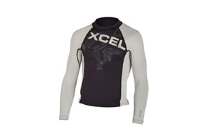 Xcel Lycra LS 2-Color  - Boys