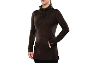 Yoga City Seattle Popover Long Sleeve