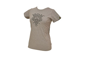 Yoga City Henna Graphic Tee