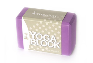 Yoga Rat Yoga Block