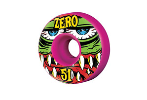 Zero Street Demon Wheel 51mm